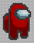 Alpha pattern #57842