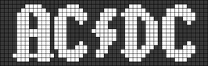 Alpha pattern #57847