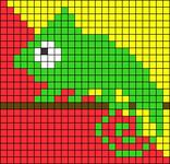 Alpha pattern #57853