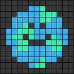 Alpha pattern #57857