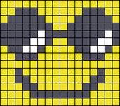 Alpha pattern #57860