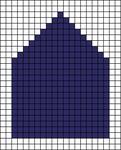 Alpha pattern #57868