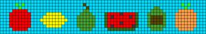 Alpha pattern #57871