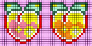 Alpha pattern #57875