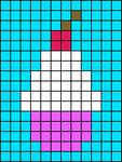Alpha pattern #57879