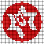 Alpha pattern #57886