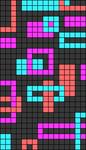 Alpha pattern #57893