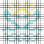 Alpha pattern #57897