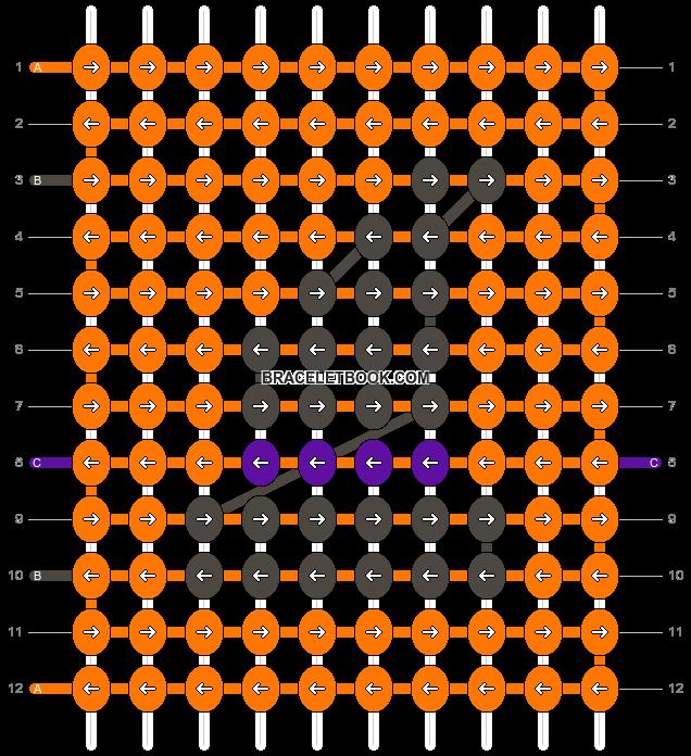 Alpha pattern #57904 pattern
