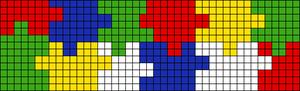 Alpha pattern #57910
