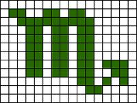 Alpha pattern #57913