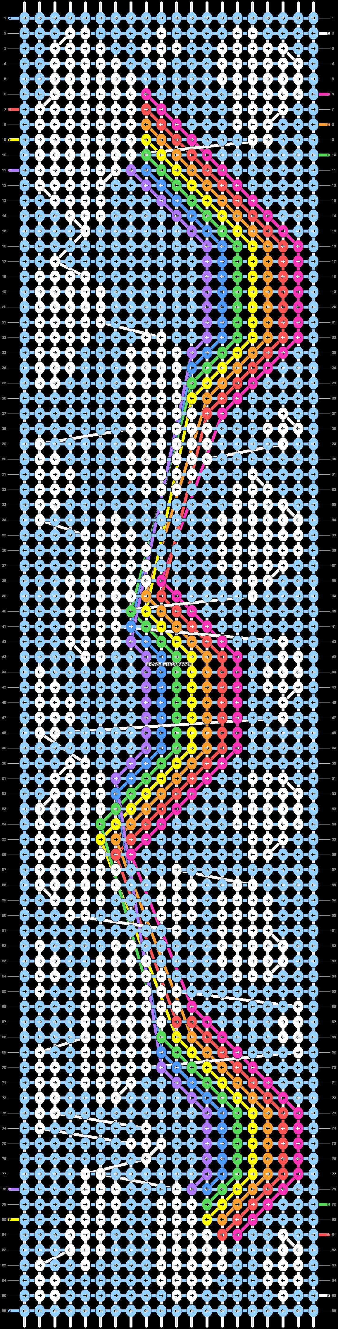 Alpha pattern #57920 pattern
