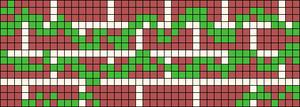 Alpha pattern #57925