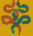 Alpha pattern #57927