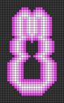 Alpha pattern #57928
