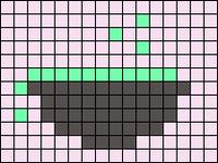 Alpha pattern #57935