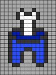Alpha pattern #57943