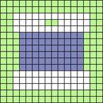 Alpha pattern #57947