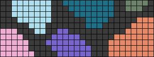 Alpha pattern #57950