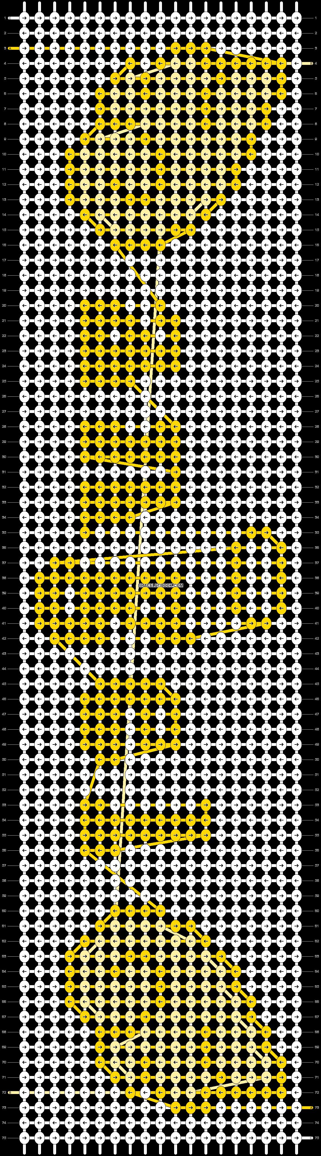 Alpha pattern #57959 pattern