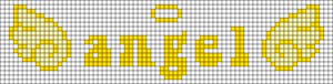 Alpha pattern #57959