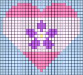 Alpha pattern #57967