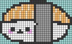 Alpha pattern #57974