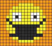 Alpha pattern #57977