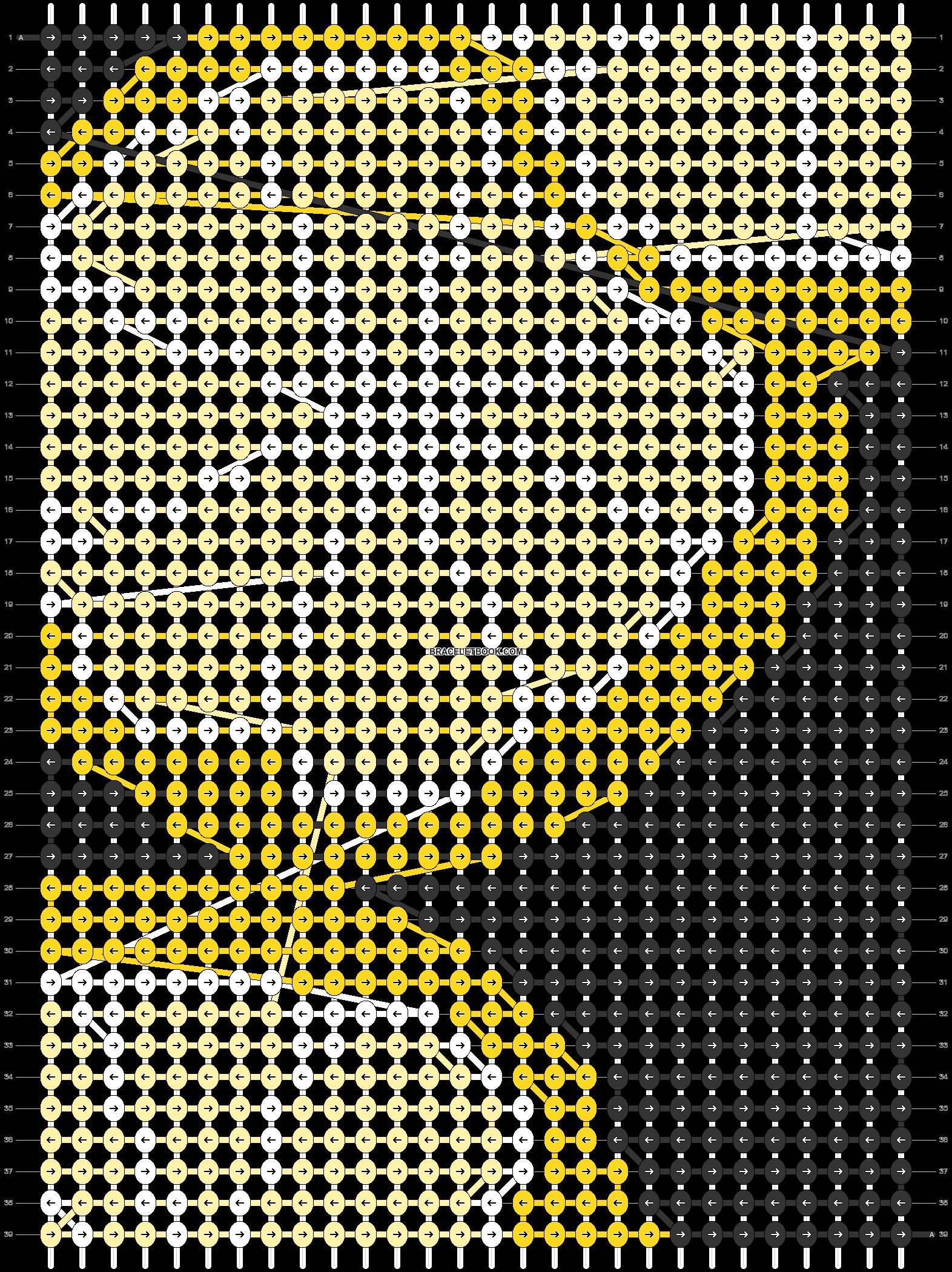 Alpha pattern #57984 pattern