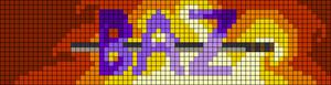 Alpha pattern #57987
