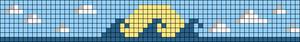 Alpha pattern #57988