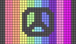 Alpha pattern #57992