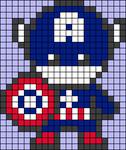 Alpha pattern #58026