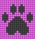 Alpha pattern #58032