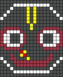 Alpha pattern #58038