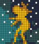 Alpha pattern #58039