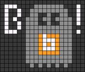 Alpha pattern #58043