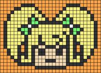 Alpha pattern #58051