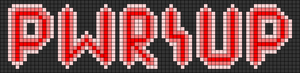 Alpha pattern #58053