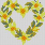 Alpha pattern #58054