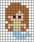 Alpha pattern #58097
