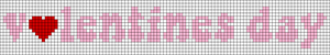Alpha pattern #58115