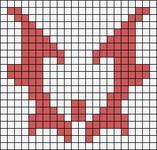 Alpha pattern #58123