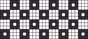 Alpha pattern #58125