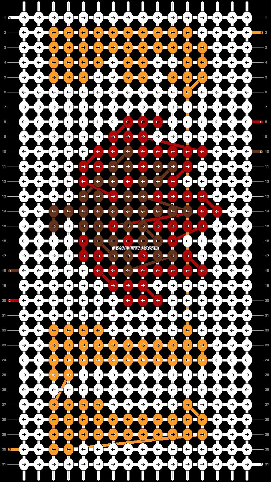 Alpha pattern #58127 pattern