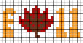 Alpha pattern #58127