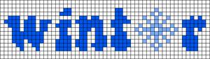 Alpha pattern #58128