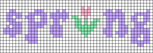 Alpha pattern #58129