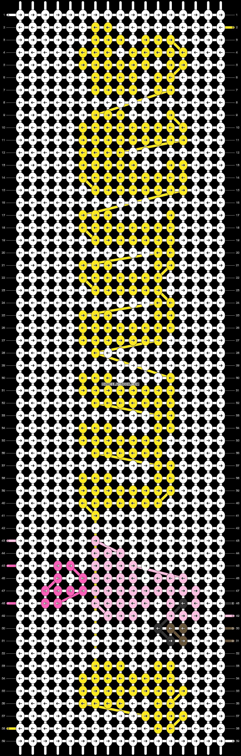 Alpha pattern #58131 pattern