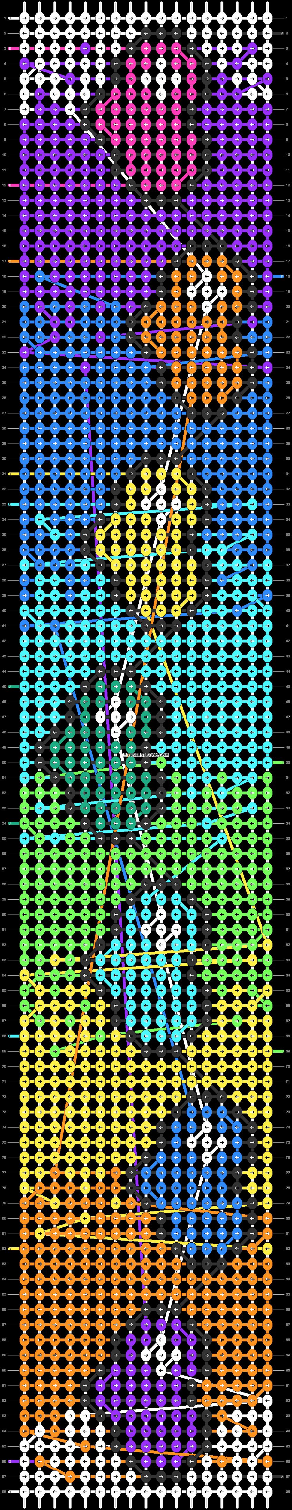 Alpha pattern #58139 pattern
